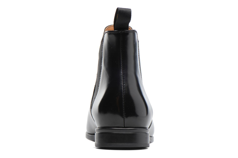 Bottines et boots Doucal's Octave Noir vue droite