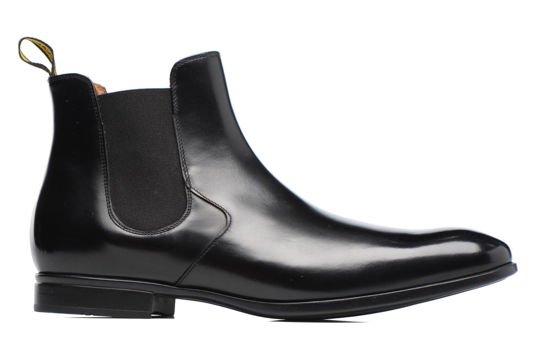 Bottines et boots Doucal's Octave Noir vue derrière