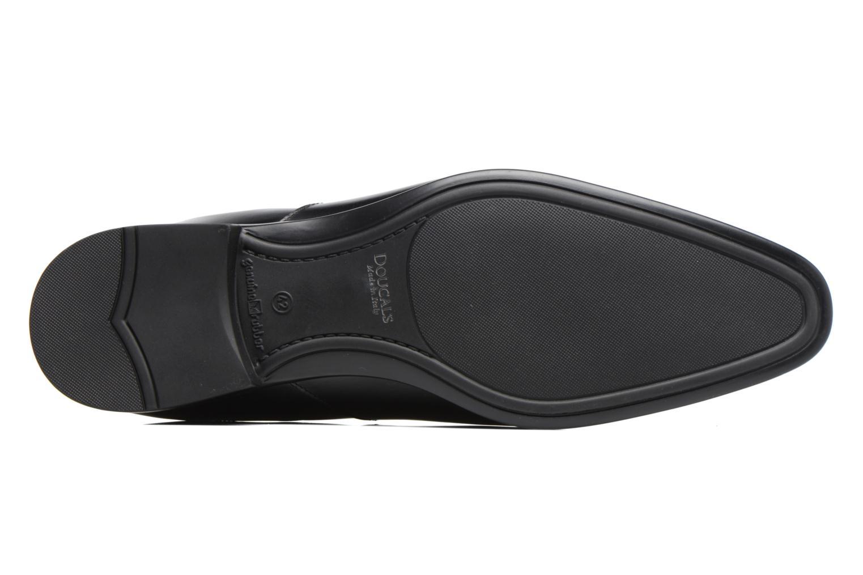 Bottines et boots Doucal's Octave Noir vue haut
