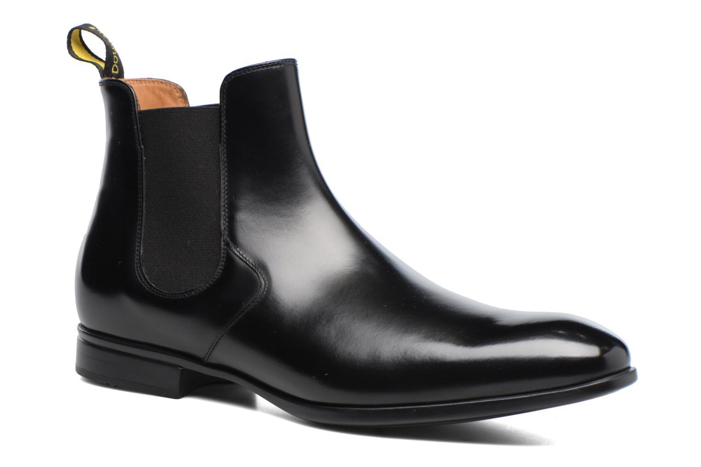 Bottines et boots Doucal's Octave Noir vue détail/paire