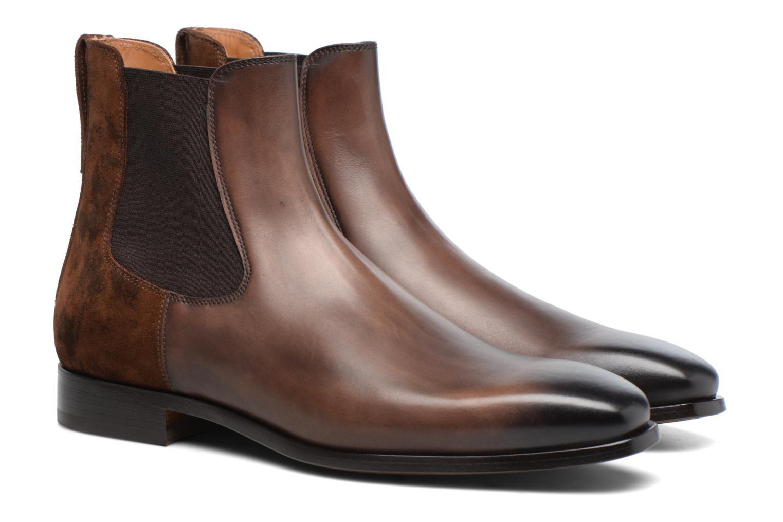 Bottines et boots Doucal's Guy Marron vue 3/4