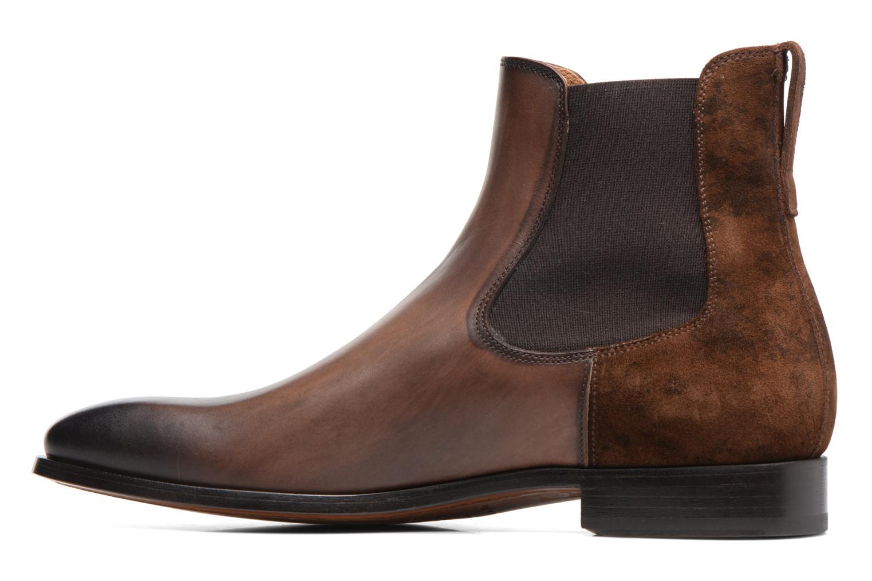 Bottines et boots Doucal's Guy Marron vue face