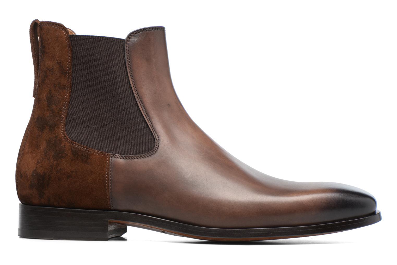 Bottines et boots Doucal's Guy Marron vue derrière