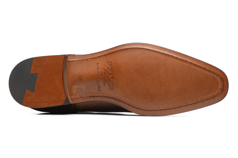 Bottines et boots Doucal's Guy Marron vue haut