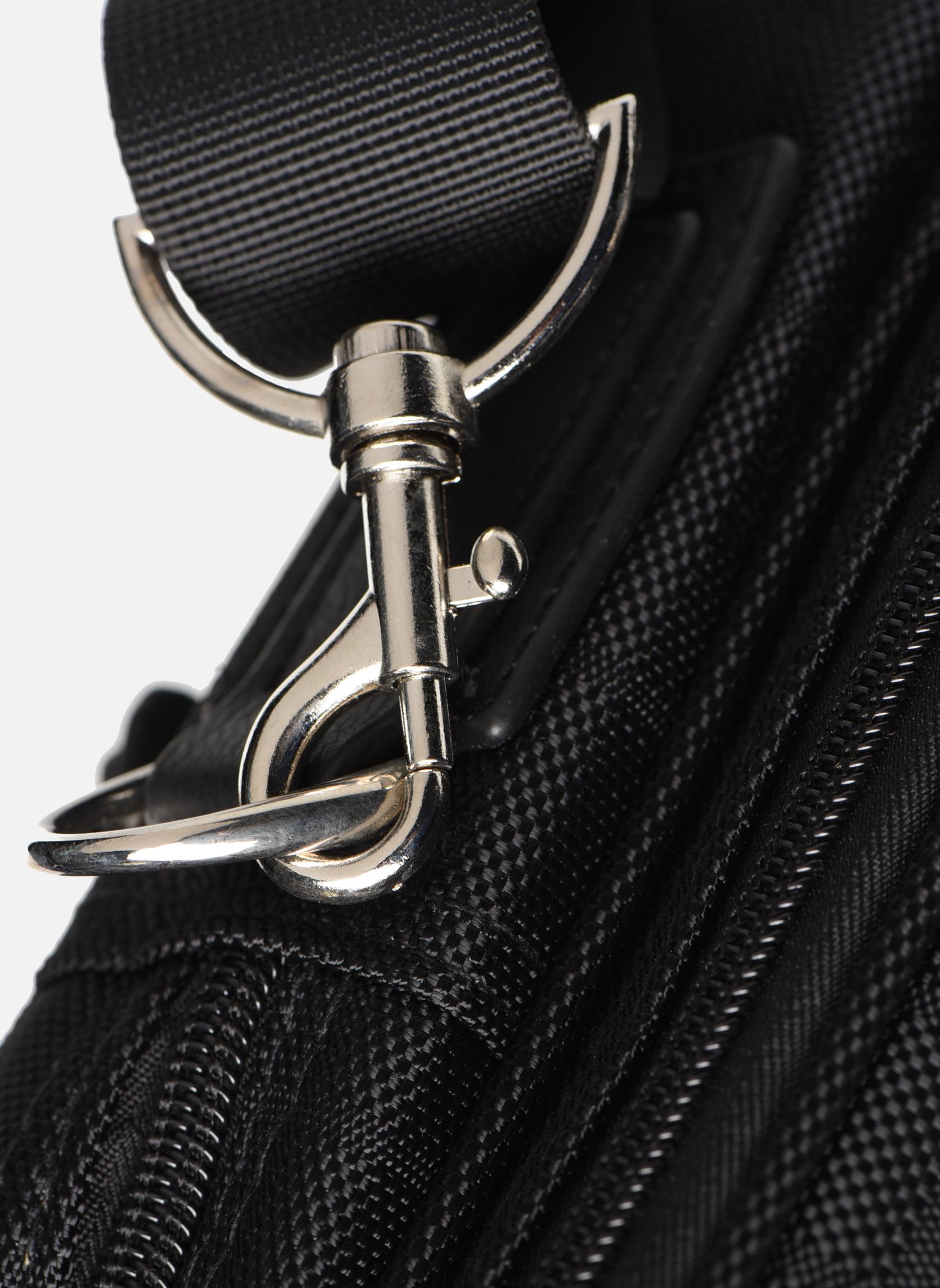 Sacoche Ordinateur à 2 soufflets 15' Noir