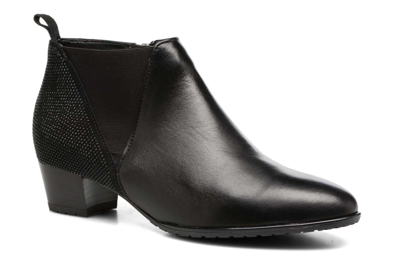 Grandes descuentos últimos zapatos Ara Padua Tron 42121 (Negro) - Botines  Descuento