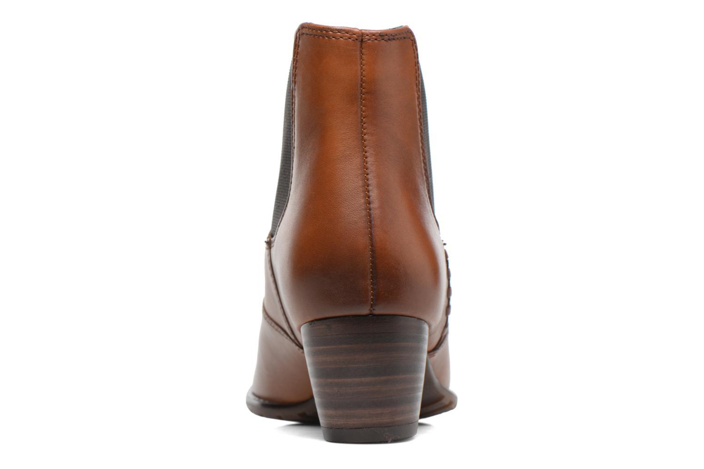 Bottines et boots Ara Florenz ST 46926 Marron vue droite