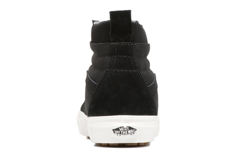 Sneakers Vans SK8-Hi MTE DX Zwart rechts