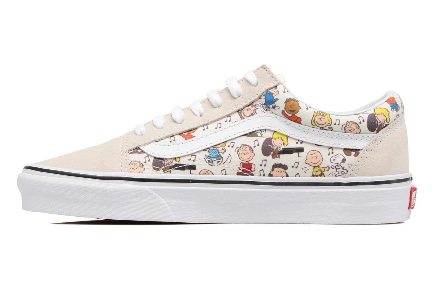 Old Skool W x Peanuts Multi/True White