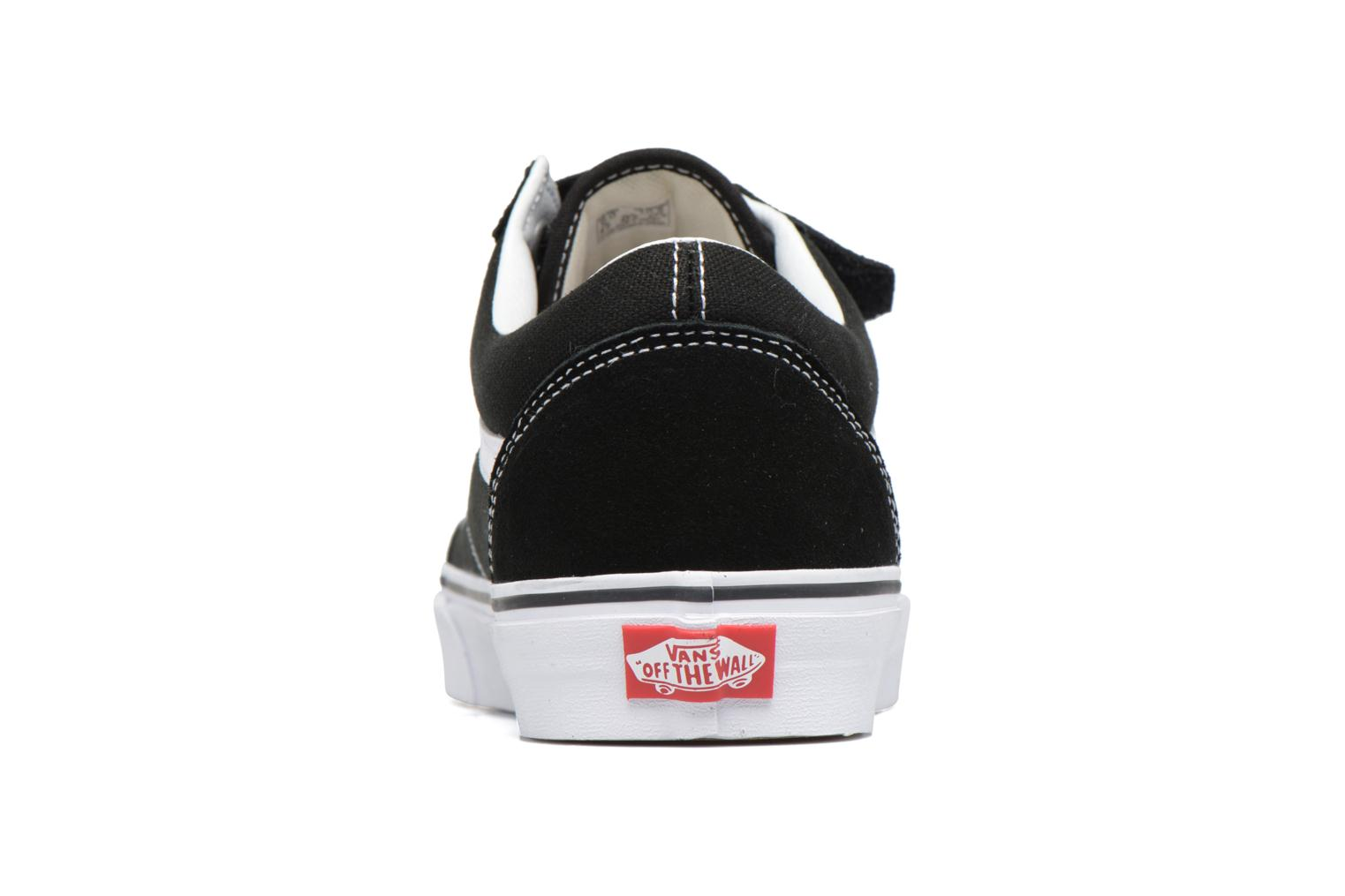 Old Skool Velcro W Black/true white