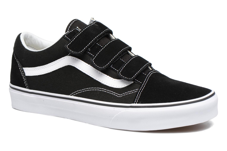 Old Skool Velcro W Black/true white