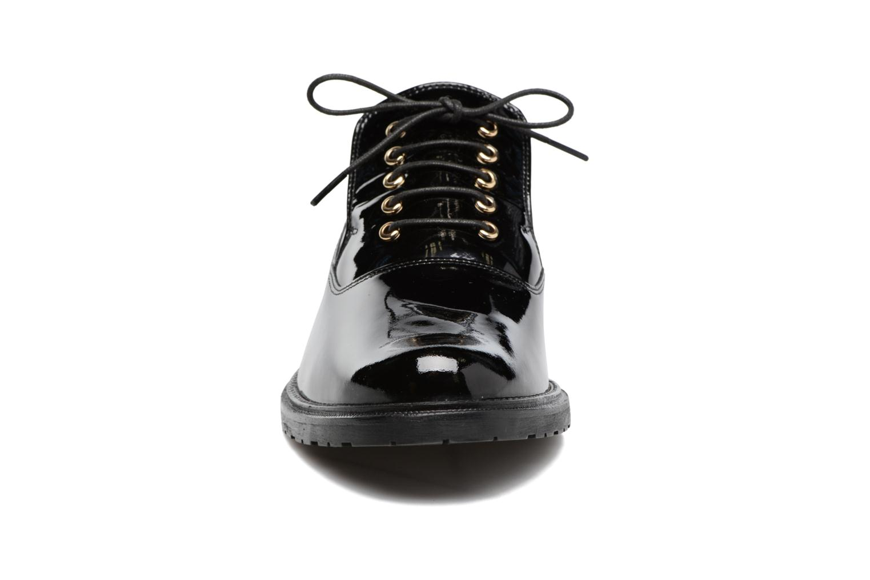 Chaussures à lacets HÖGL Emma Noir vue portées chaussures