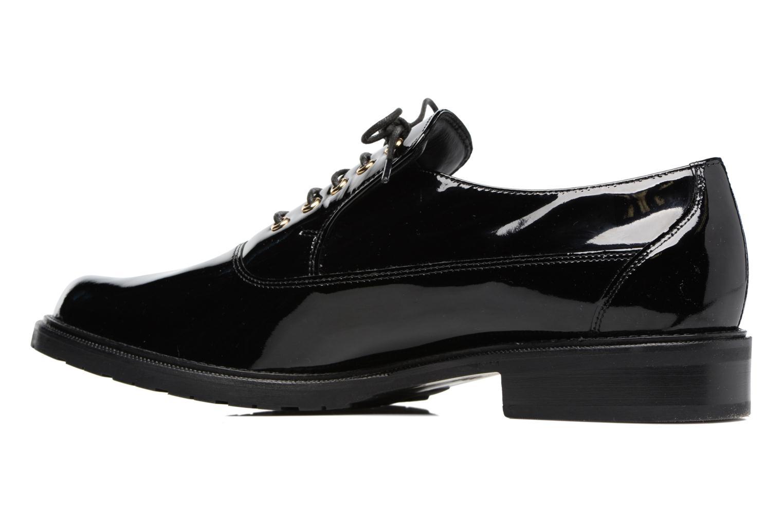 Chaussures à lacets HÖGL Emma Noir vue face