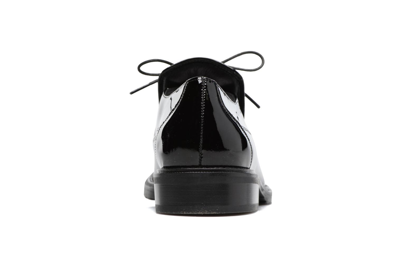 Chaussures à lacets HÖGL Emma Noir vue droite