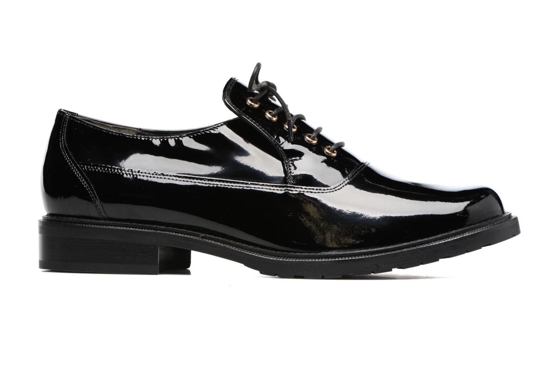 Chaussures à lacets HÖGL Emma Noir vue derrière