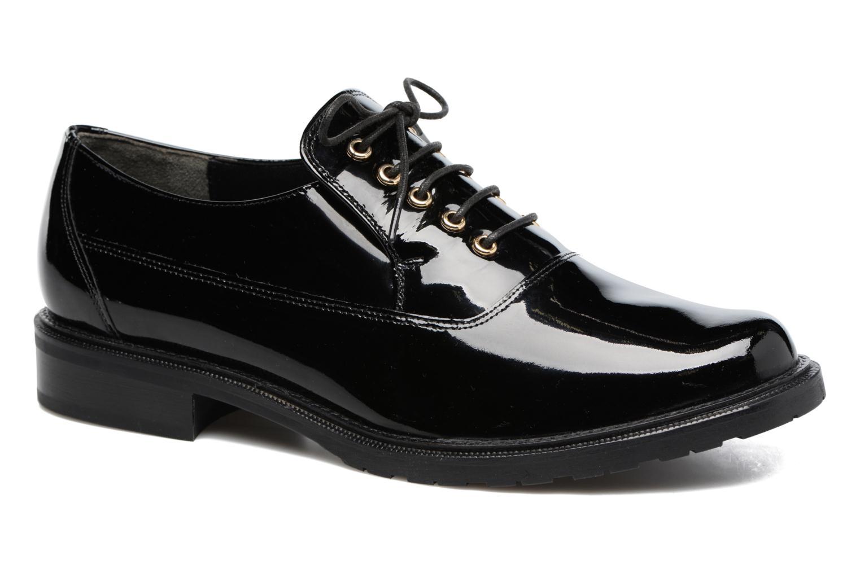 Chaussures à lacets HÖGL Emma Noir vue détail/paire