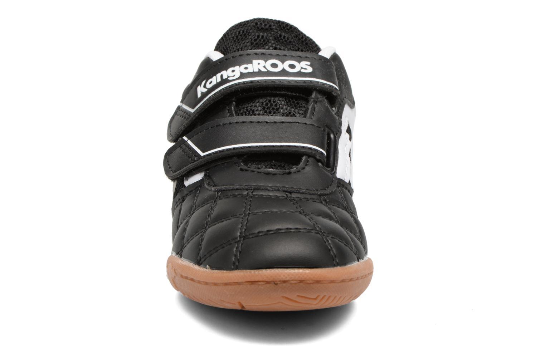 Baskets Kangaroos Power Comb V Noir vue portées chaussures