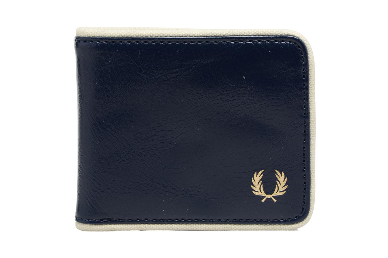 Petite Maroquinerie Fred Perry Classic Billfold Wallet Bleu vue détail/paire