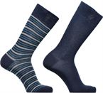 Chaussettes Coloured Sripes Lot de 2