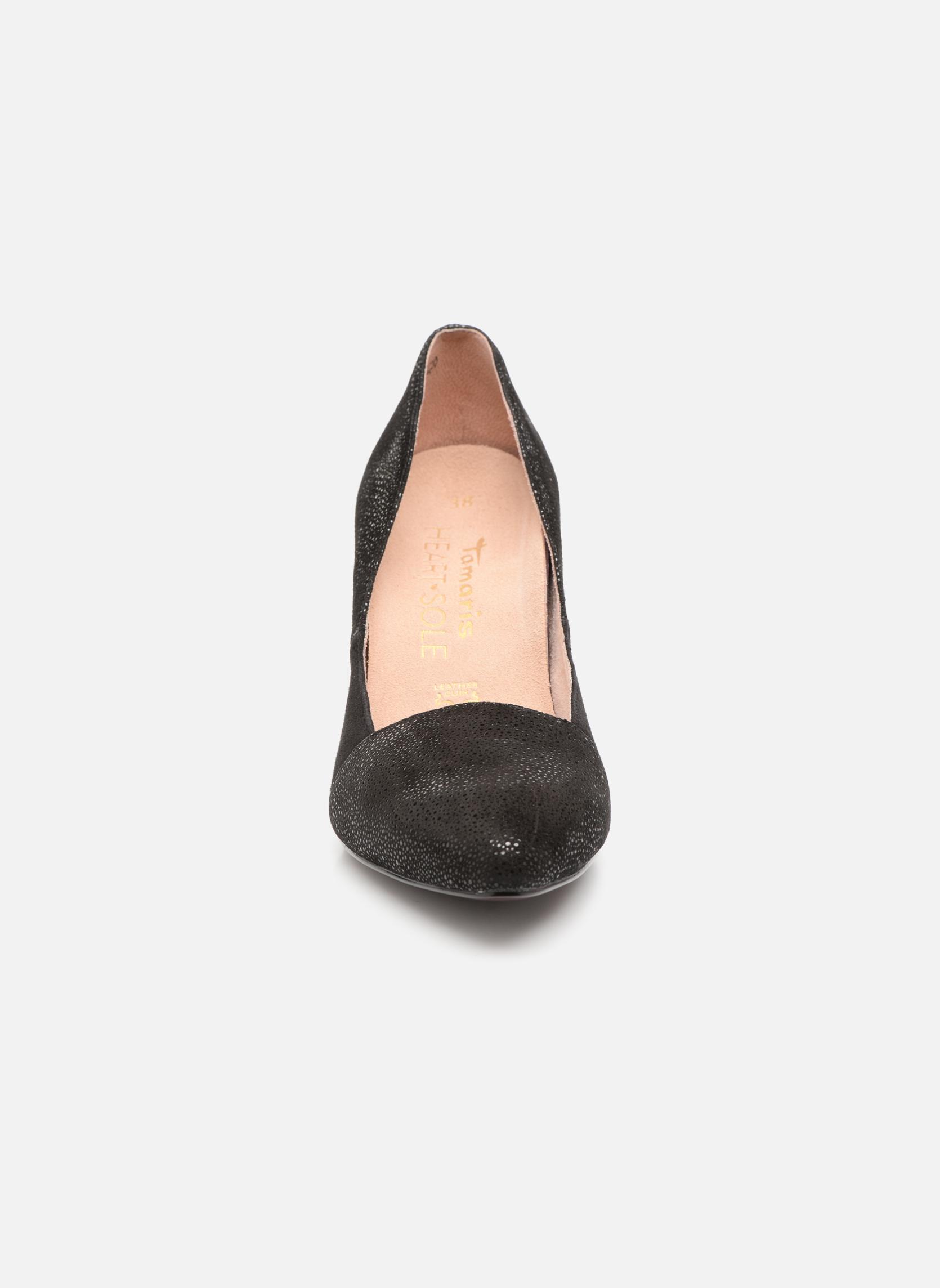 Escarpins Tamaris Limstella Noir vue portées chaussures