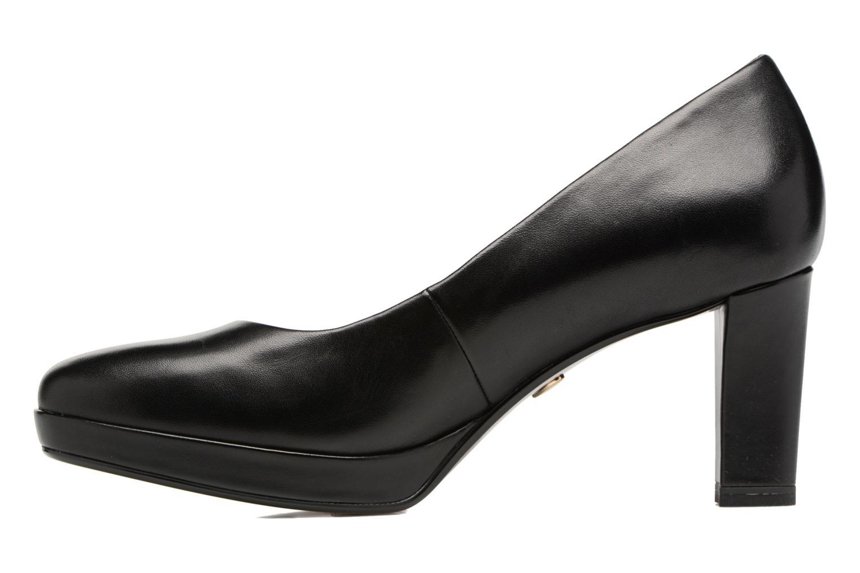 Lindoria Black leather