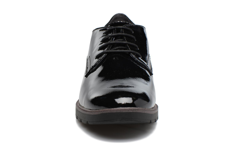 Chaussures à lacets Tamaris Virani Noir vue portées chaussures