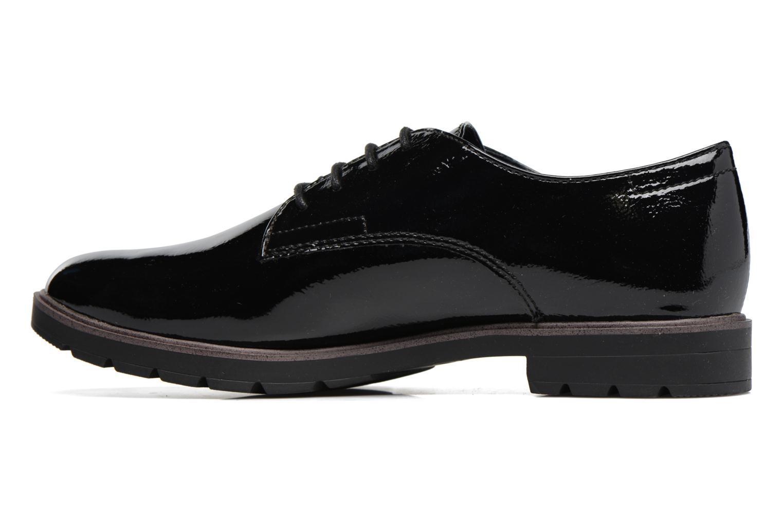Chaussures à lacets Tamaris Virani Noir vue face