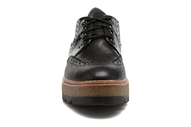 Chaussures à lacets Tamaris Wondrel Noir vue portées chaussures