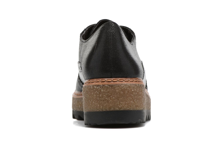 Chaussures à lacets Tamaris Wondrel Noir vue droite
