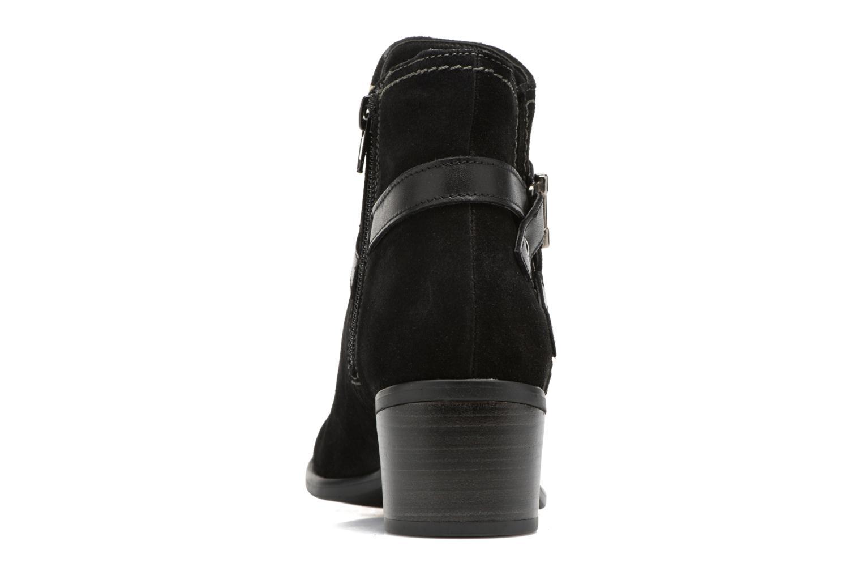 Bottines et boots Tamaris Athellen Noir vue droite