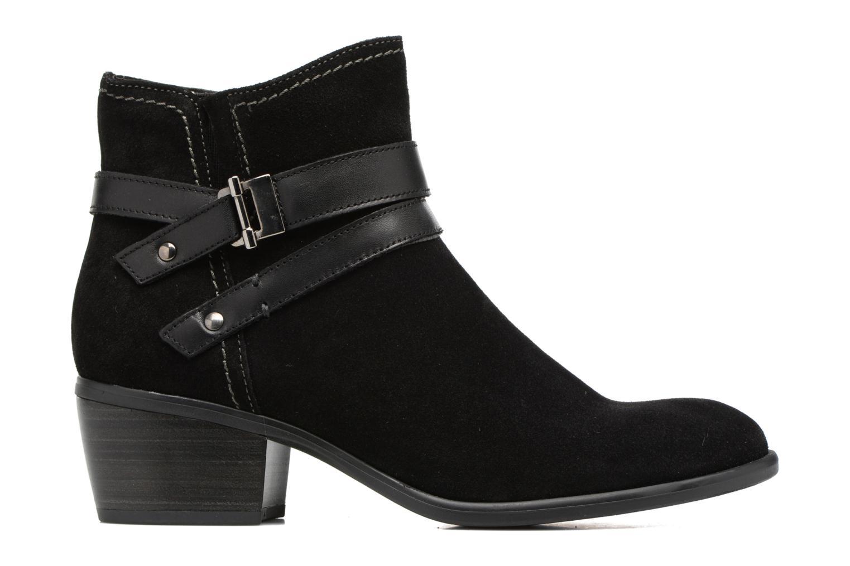 Boots en enkellaarsjes Tamaris Athellen Zwart achterkant