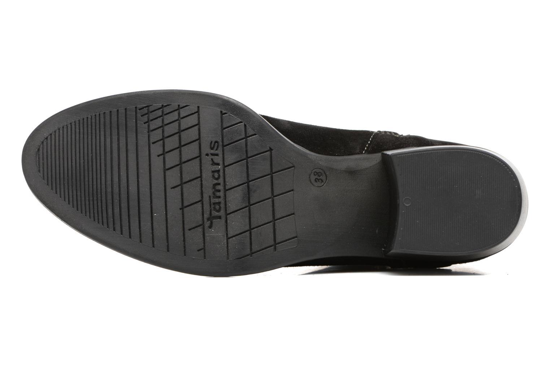 Bottines et boots Tamaris Athellen Noir vue haut