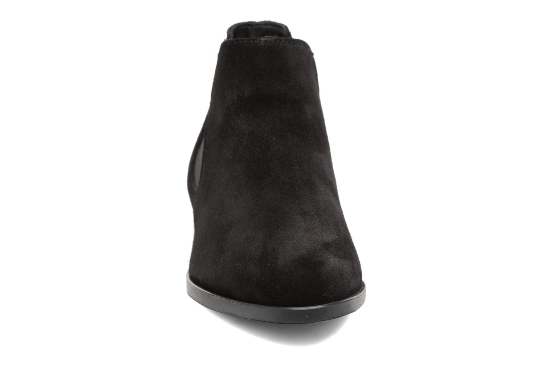 Bottines et boots Tamaris Celeanar Noir vue portées chaussures