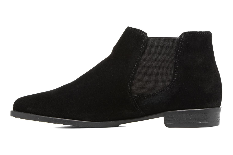 Bottines et boots Tamaris Celeanar Noir vue face