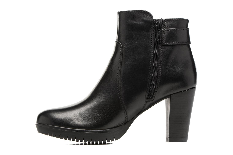 Bottines et boots Tamaris Danywen Noir vue face
