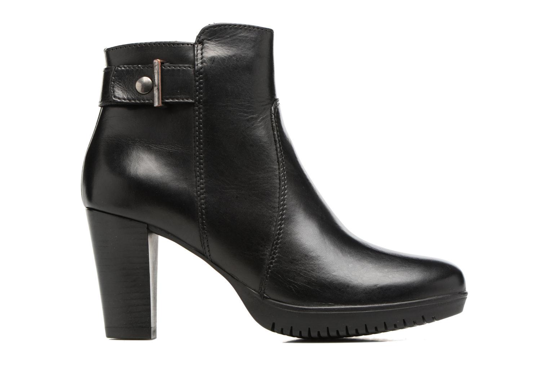 Bottines et boots Tamaris Danywen Noir vue derrière