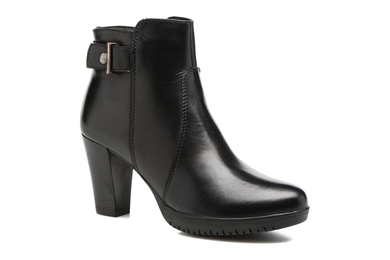 Bottines et boots Tamaris Danywen Noir vue détail/paire