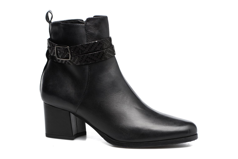 Marques Chaussure femme Tamaris femme Diningal Black leather