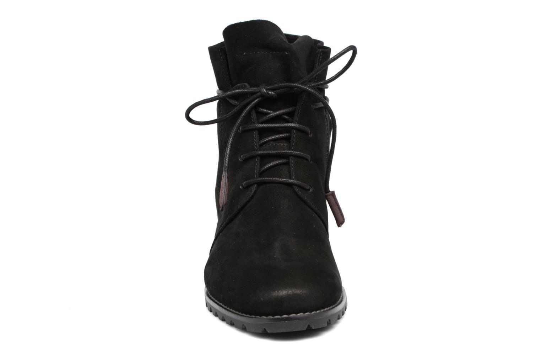Bottines et boots Tamaris Elwinga Noir vue portées chaussures
