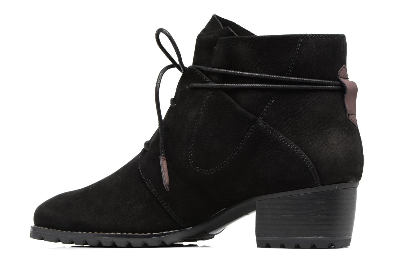 Bottines et boots Tamaris Elwinga Noir vue face