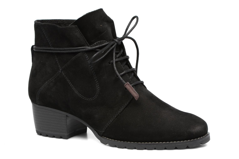 Bottines et boots Tamaris Elwinga Noir vue détail/paire