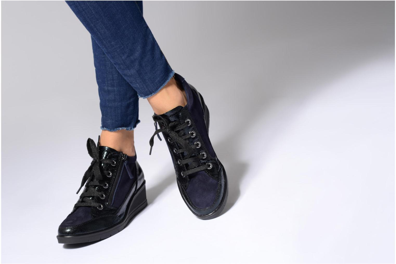 Sneakers Tamaris Elmediz Blauw onder