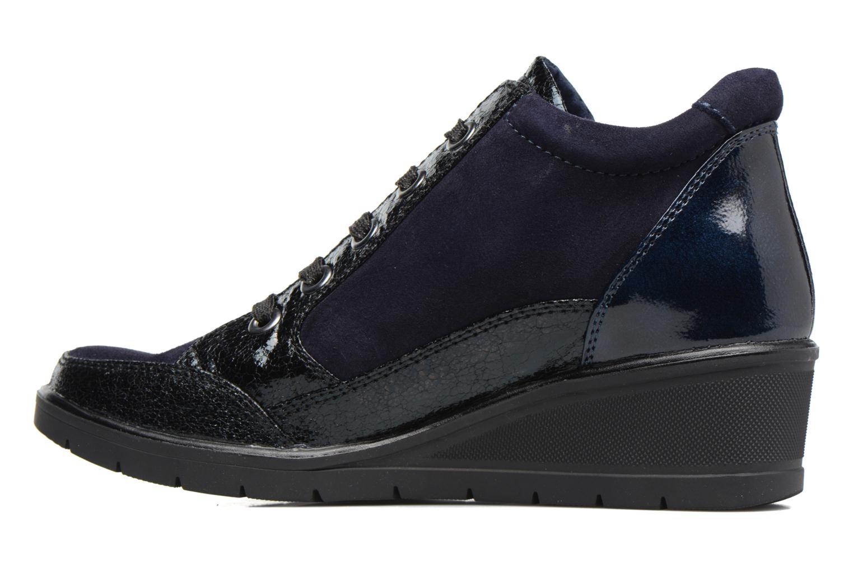 Sneakers Tamaris Elmediz Blauw voorkant