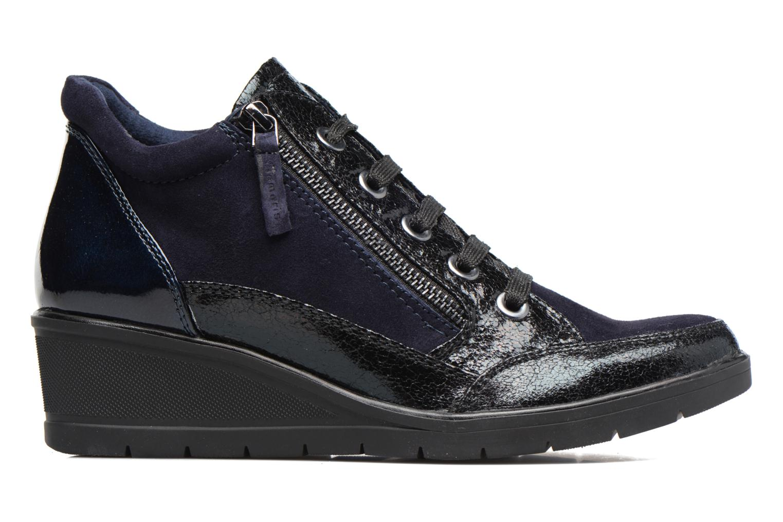 Sneakers Tamaris Elmediz Blauw achterkant