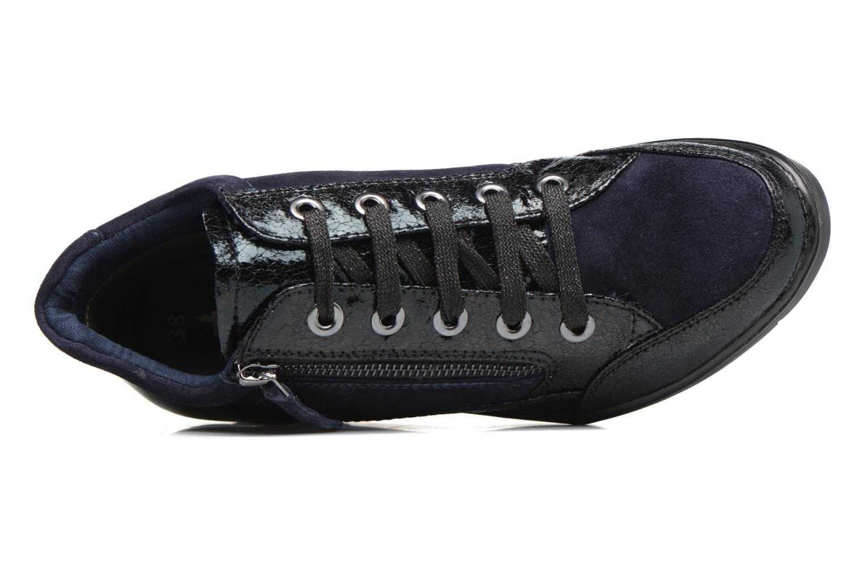 Sneakers Tamaris Elmediz Blauw links