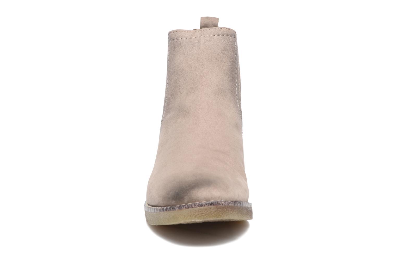Bottines et boots Tamaris Galadriel Gris vue portées chaussures