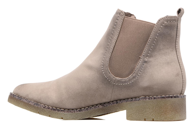 Bottines et boots Tamaris Galadriel Gris vue face
