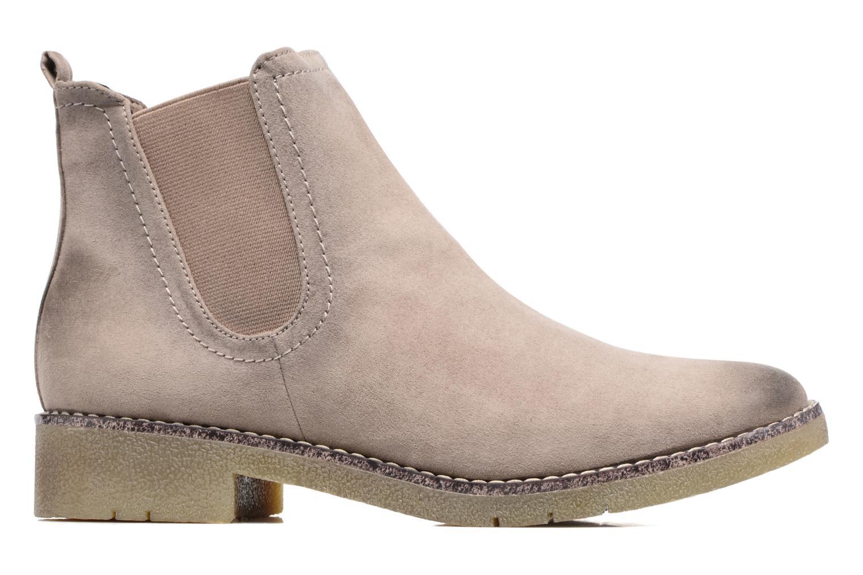 Bottines et boots Tamaris Galadriel Gris vue derrière
