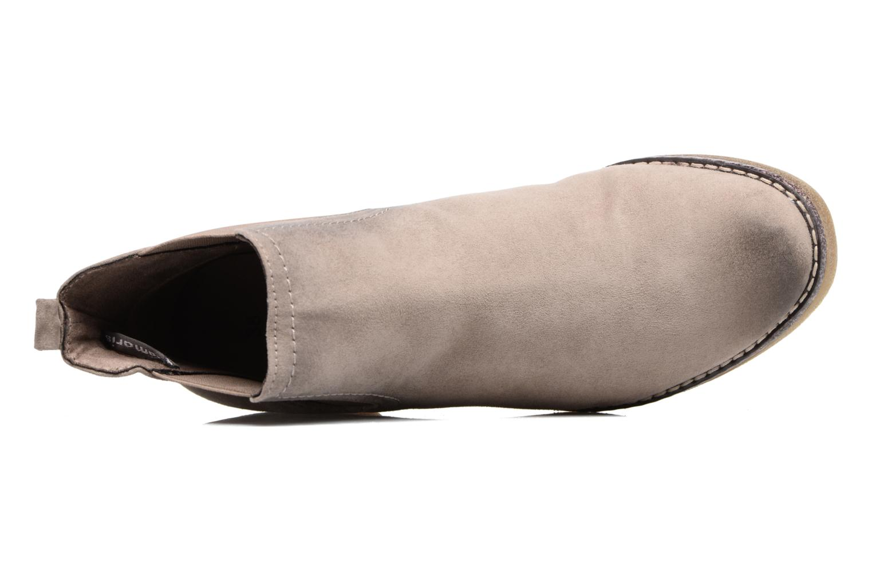 Bottines et boots Tamaris Galadriel Gris vue gauche