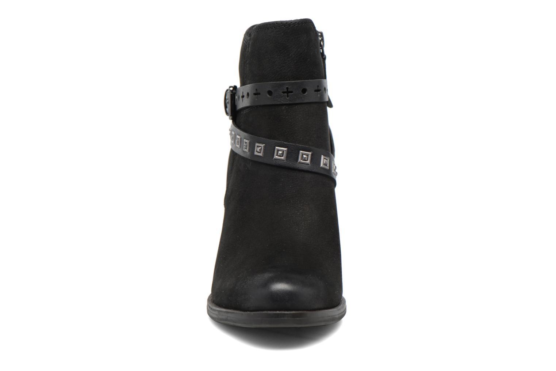 Bottines et boots Tamaris Adenael Noir vue portées chaussures